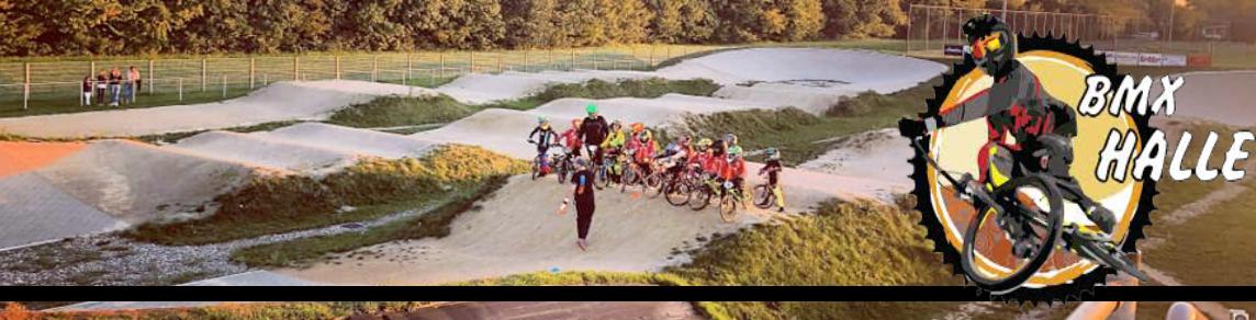 BMX HALLE